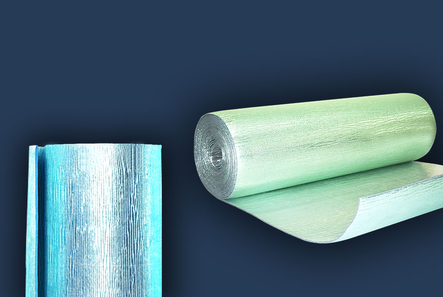 Flexicell Reflect Roofing Insulation Solution
