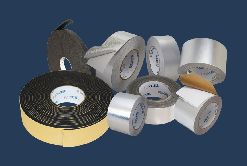 Flexicell Tapes