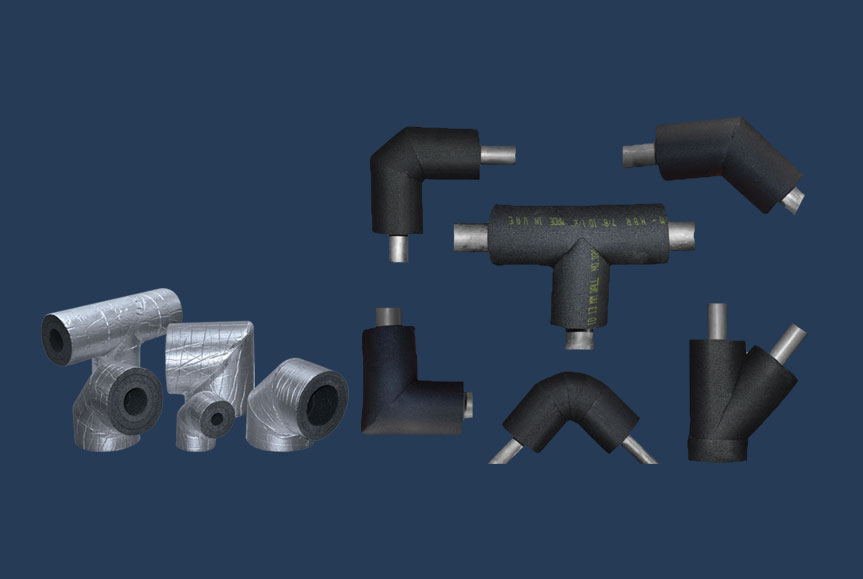 Flexicell XLPE and NBR Fittings